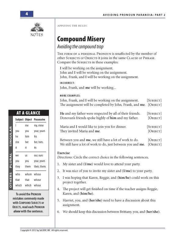 Grammar Complements Worksheet and 12 Best Grammar Worksheets Images On Pinterest