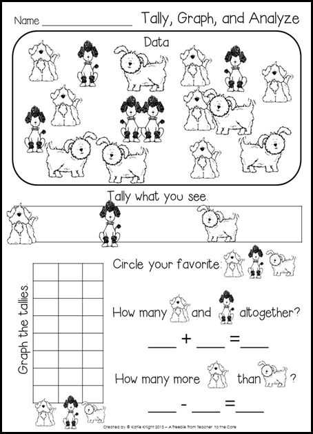 Graphing and Data Analysis Worksheet and 37 Best 1st Grade Picture Graphs Images On Pinterest