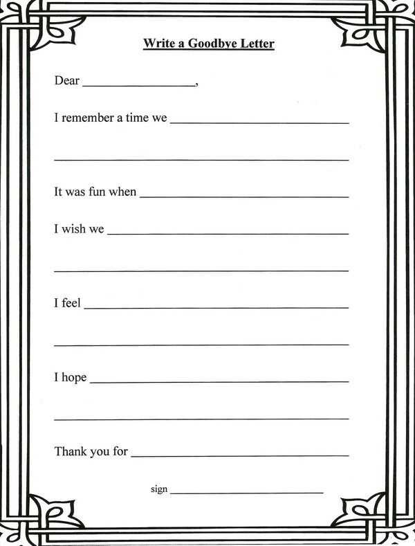 Grief therapy Worksheets as Well as 37 Best Grief and Loss Images On Pinterest