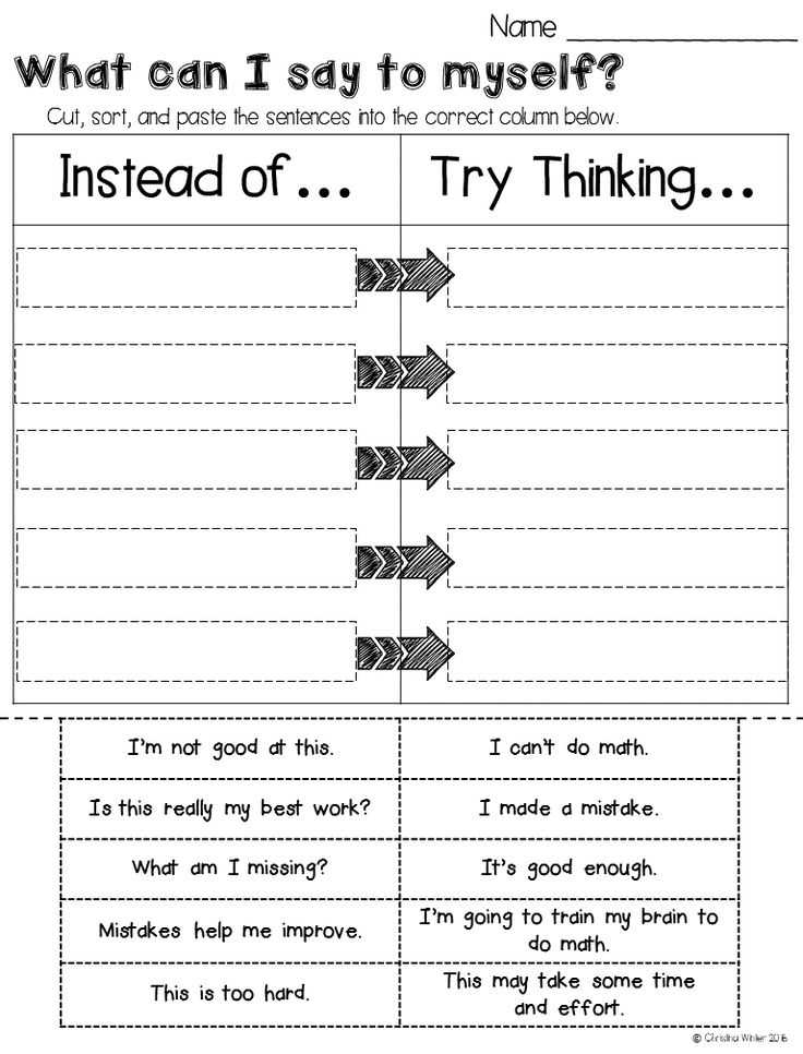 Growth Mindset Worksheet with 10 Best Classroom Images On Pinterest