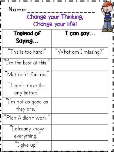 Growth Mindset Worksheet with 139 Best Growth Mind Set Images On Pinterest