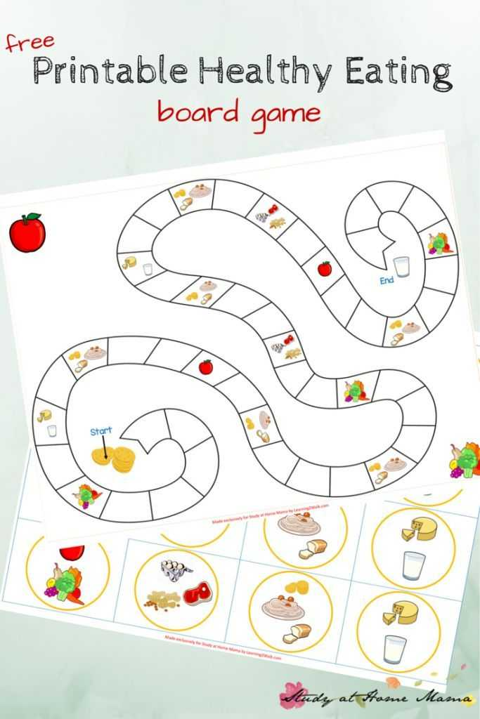 Healthy Eating Worksheets or 31 Best Kitchen Activities Images On Pinterest