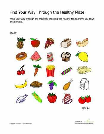 Healthy Food Worksheets Along with 73 Best Thanksgiving Food themed Worksheets Images On Pinterest