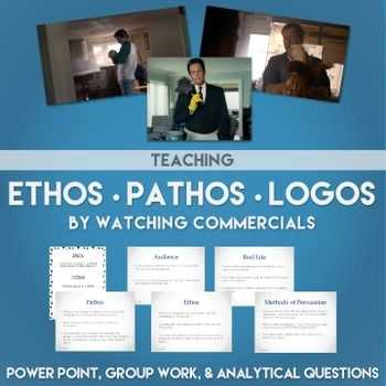 Identifying Ethos Pathos Logos In Advertising Worksheet Along with 78 Best Teaching Ideas Images On Pinterest