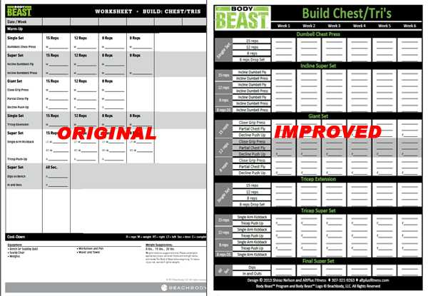 Improving Body Image Worksheets Along with Worksheets 42 New P90x Worksheets High Resolution Wallpaper