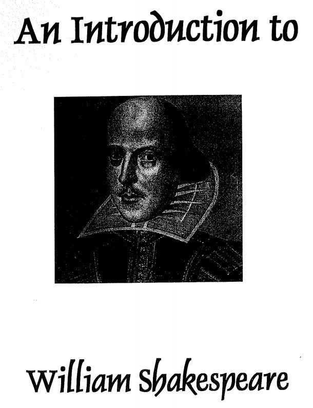 Introduction to William Shakespeare Worksheet and 33 Best Literacy Shakespeare Images On Pinterest