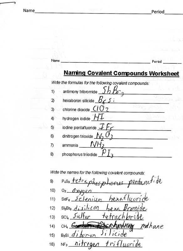 Ionic and Covalent Bonding Worksheet with Answers Along with Worksheets 45 New Covalent Bonding Worksheet Full Hd Wallpaper