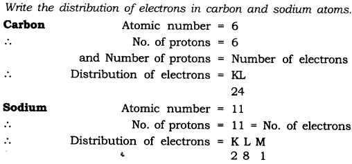 Isotopes or Different Elements Chapter 4 Worksheet Answers and Ncert solutions for Class 9 Science Chapter 4 Structure Of atom