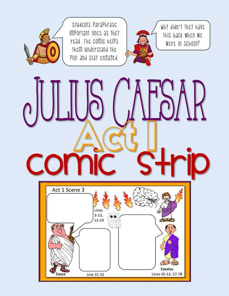 Julius Caesar Vocabulary Act 1 Worksheet Answers together with 28 Best Tpt Images On Pinterest