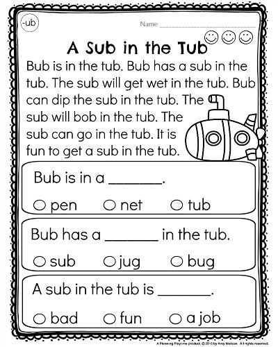 Kindergarten Reading Comprehension Worksheets Also Kindergarten Reading Prehension Worksheets Fresh Free Printable