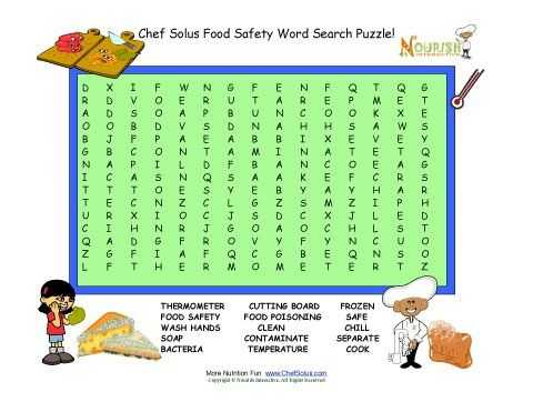 Kitchen Safety Worksheets or 31 Best Kitchen Activities Images On Pinterest