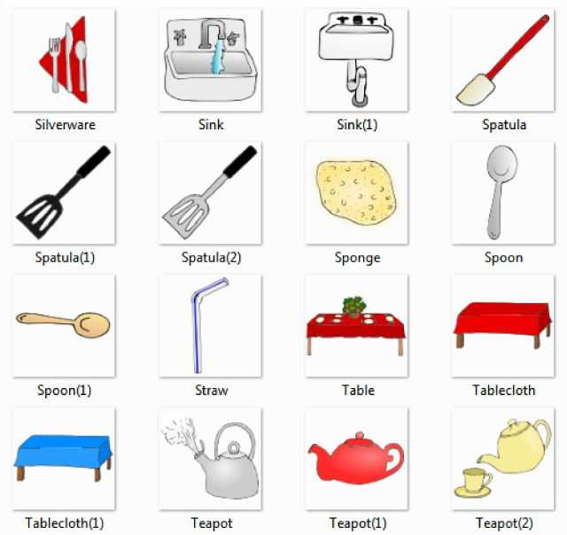 Kitchen tools Worksheet and 12 Best Kitchen Images On Pinterest