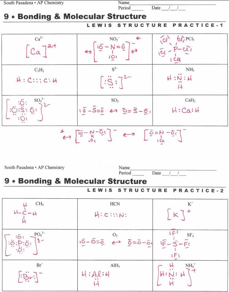Lewis Structure Worksheet 1 Answer Key Also Lewis Dot Diagram Worksheet Answers Awesome Electron Dot Diagrams