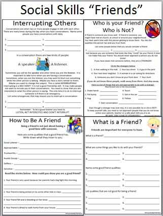 Life Skills Worksheets for Adults and 155 Best Classroom Life Skills Images On Pinterest