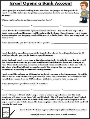 Life Skills Worksheets High School and 170 Best Life Skills Images On Pinterest