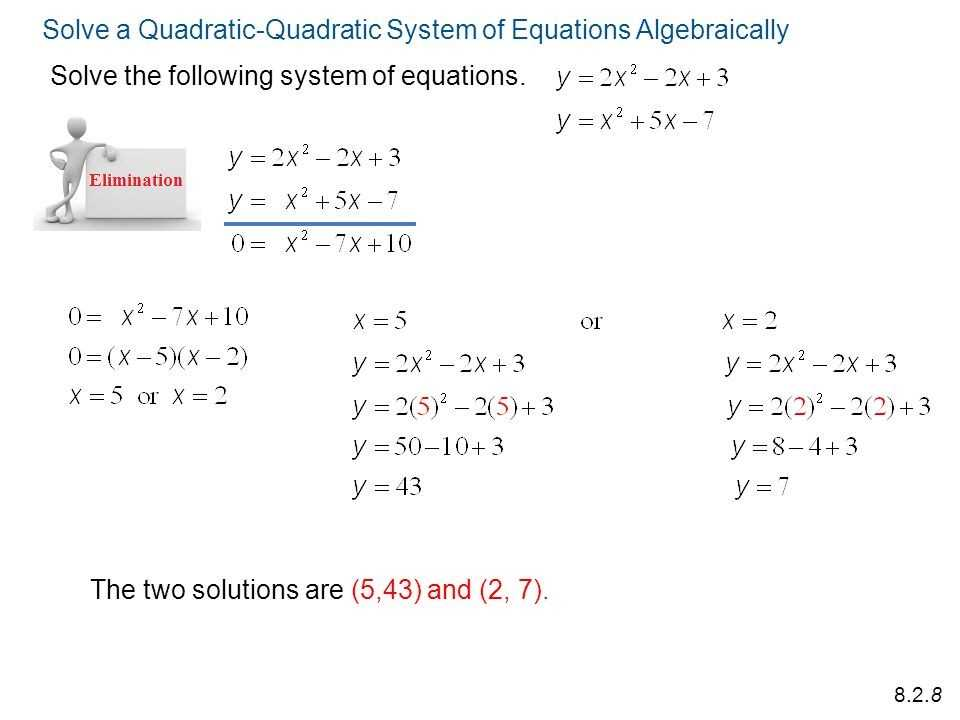 Linear Quadratic Systems Worksheet 1 together with Quadratic Systems Worksheet Gallery Worksheet Math for Kids