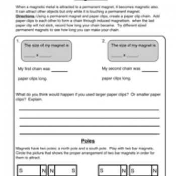 Magnetism Worksheet Answers Also Best Promotion Point Worksheet Elegant Magnetism Magnets