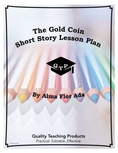 "Masque Of the Red Death Worksheet Also the Gold Coin"" by Alma Flor Ada Worksheet and Answer Key Save"