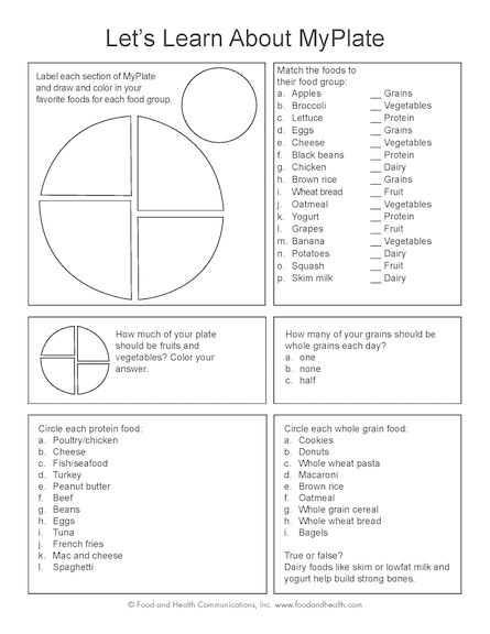 Middle School Health Worksheets Pdf or 27 Best Physical Education Worksheets Images On Pinterest