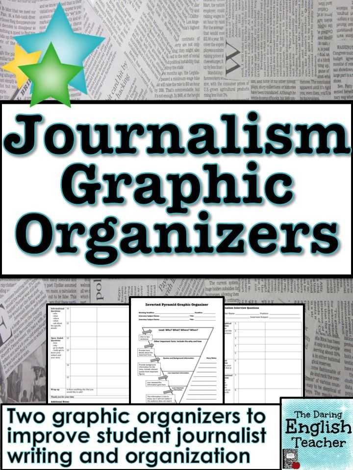Middle School Journalism Worksheets as Well as 68 Best Newspaper Images On Pinterest