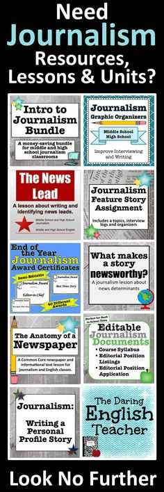 Middle School Journalism Worksheets with Journalism Leads Practice
