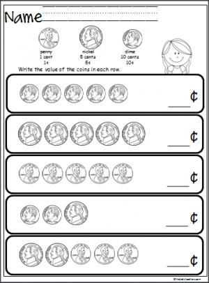 Money Skills Worksheets or 9 Best Counting Money Images On Pinterest