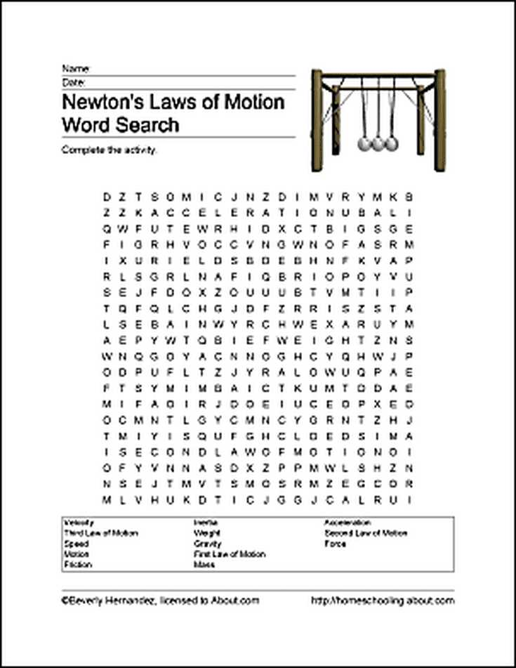 Motion Graphs Worksheet Answer Key as Well as Fun Ways to Learn About Newton S Laws Of Motion