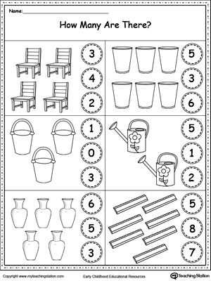 Number 4 Worksheets together with Count the Objects In Each Group
