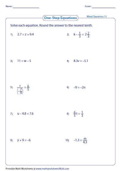 One Step Equations with Fractions Worksheet Along with Lovely solving E Step Equations Worksheet Elegant Writing Systems