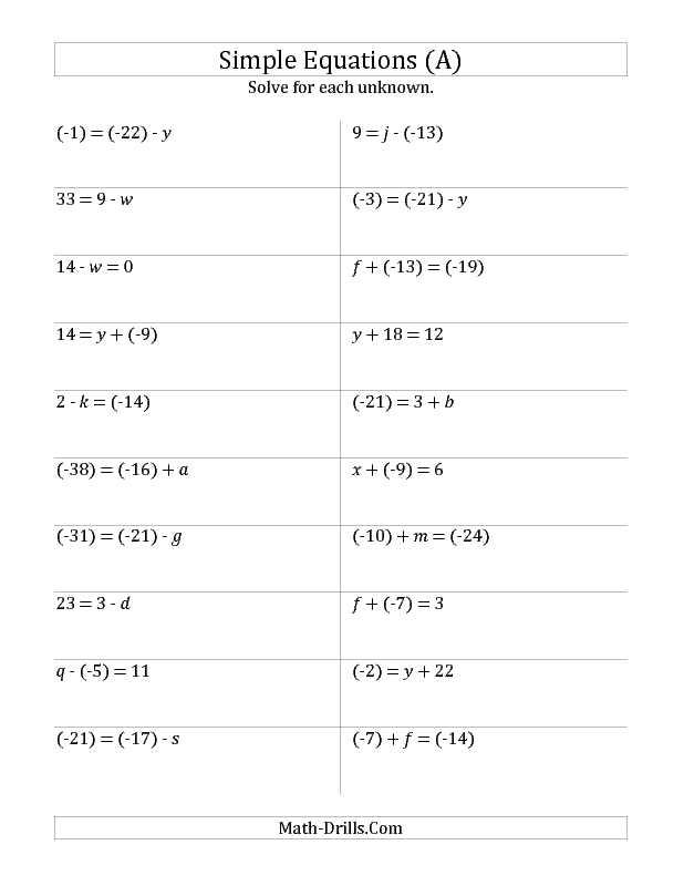 One Step Equations with Fractions Worksheet or New September 13 2012 Algebra Worksheet solve E Step