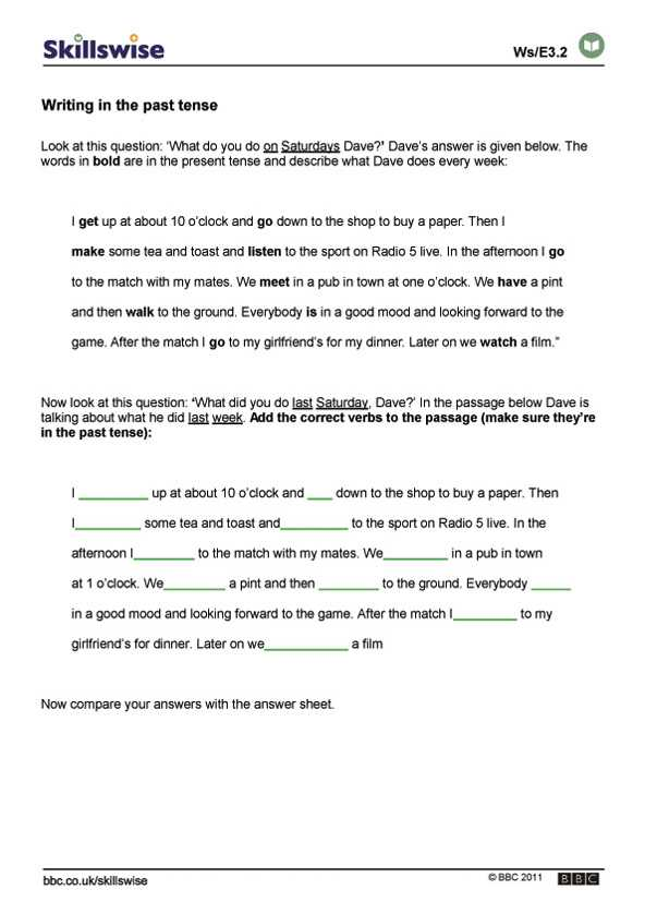 Past Tense Verbs Worksheets or Past Present Future Tense Verb Worksheet Worksheets for All