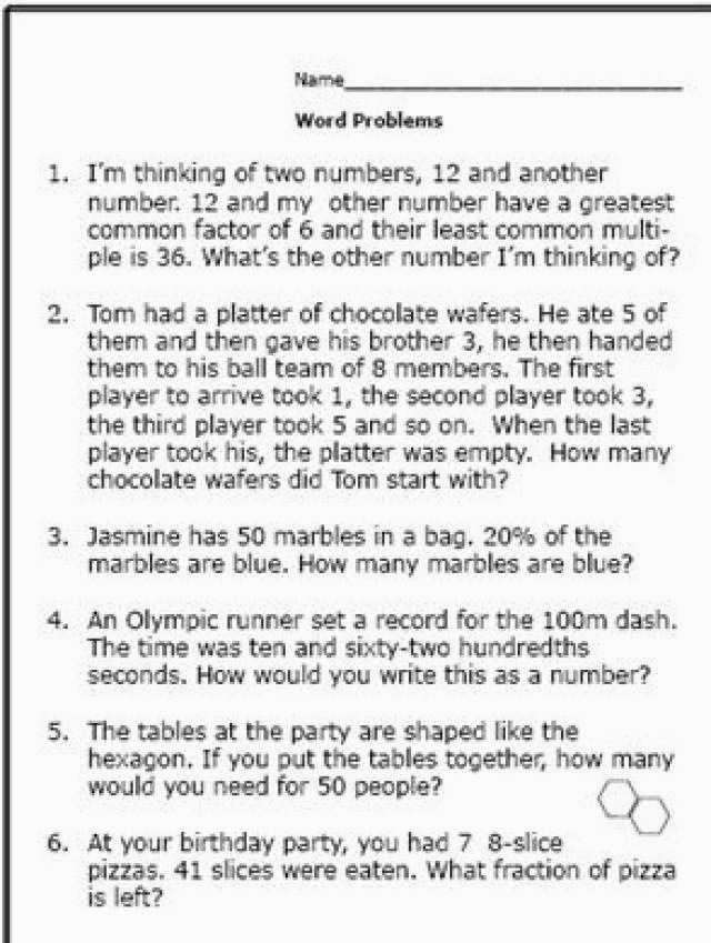 Percent Discount Word Problems Worksheet Along with 6th Grade Math Word Problems Worksheets Kidz Activities