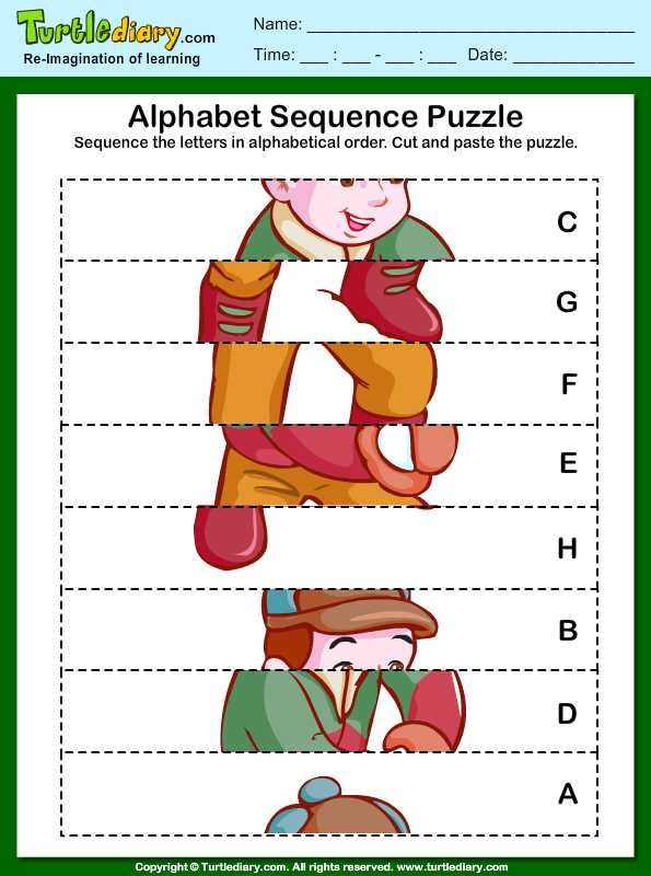 Picture Sequencing Worksheets and Winter Puzzles Rompecabezas Pinterest