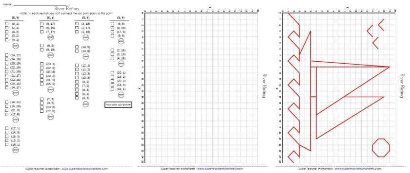 Plotting Coordinates Worksheet Along with Math Coordinate Grid Worksheets