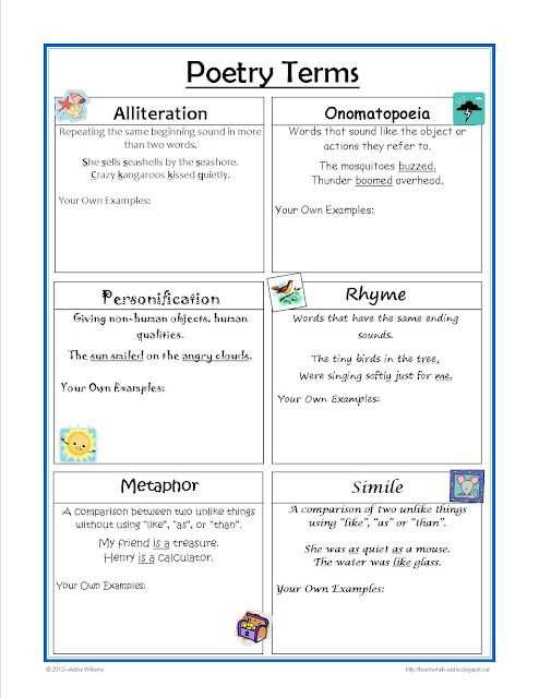 Poetry Comprehension Worksheets together with 149 Best Poetry Kids Images On Pinterest