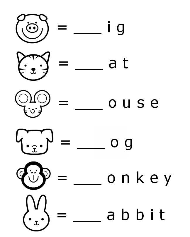 Preschool Learning Worksheets and Beginning sounds Letter Worksheets for Early Learners