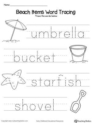 Preschool Tracing Worksheets and Tracing Name Sheets Guvecurid