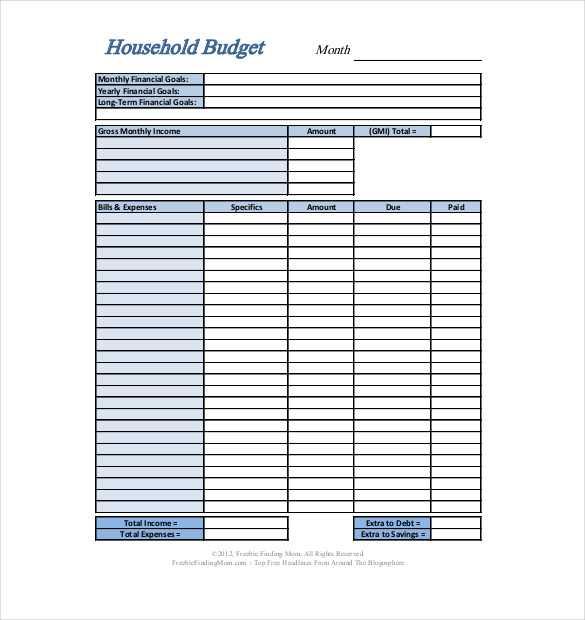 Printable Budget Worksheet Pdf or Free Home Bud Worksheet Guvecurid