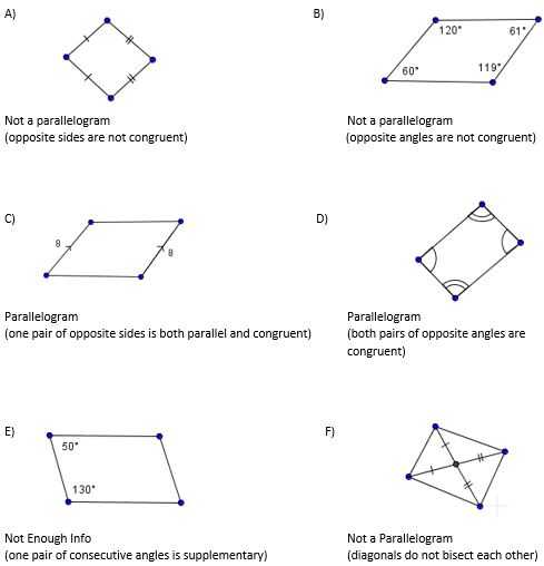 Properties Of Rectangles Rhombuses and Squares Worksheet Answers and Proving Quadrilaterals Worksheet with Answers Kidz Activities