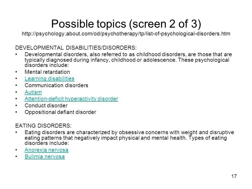 Psychological Disorders Worksheet Answers together with Educating Exceptional Learners Ppt