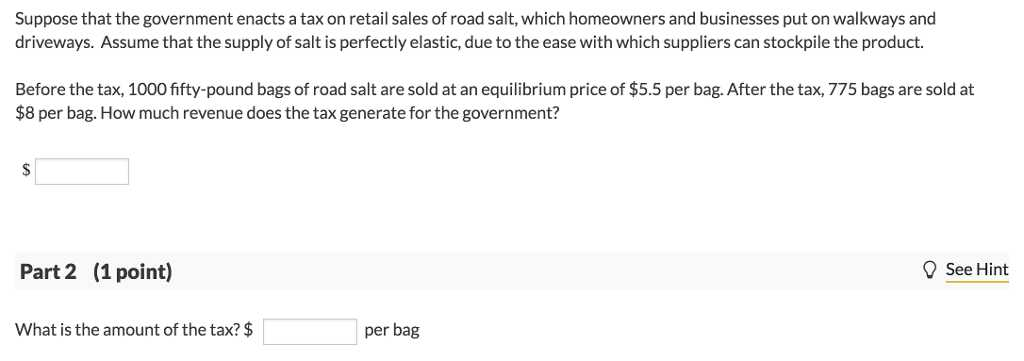Salting Roads Worksheet Answers and Economics Archive September 16 2017