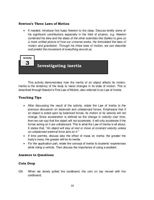 Science 8 States Of Matter Worksheet with Science G8 Tg Final