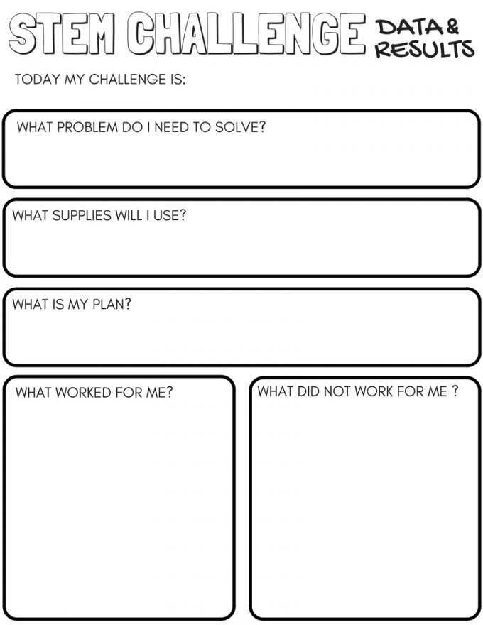 Science Project Worksheet and 185 Best Science Images On Pinterest