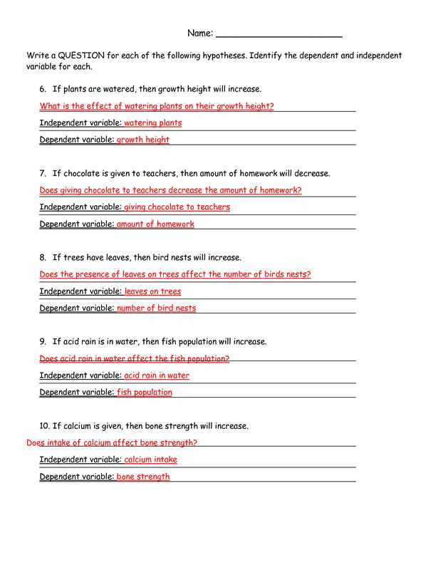 Science Skills Worksheet Answer Key and Scientific Method Steps Examples & Worksheet Zoey and Sassafras