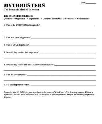 Scientific Method Worksheet Answer Key and 913 Best Science Class Images On Pinterest