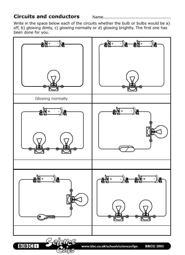 Series and Parallel Circuits Worksheet Answer Key with 137 Best Energy Lessons Images On Pinterest