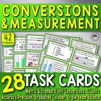 Si Unit Conversion Worksheet together with 16 Best Chemistry Worksheets and Task Cards Images On Pinterest