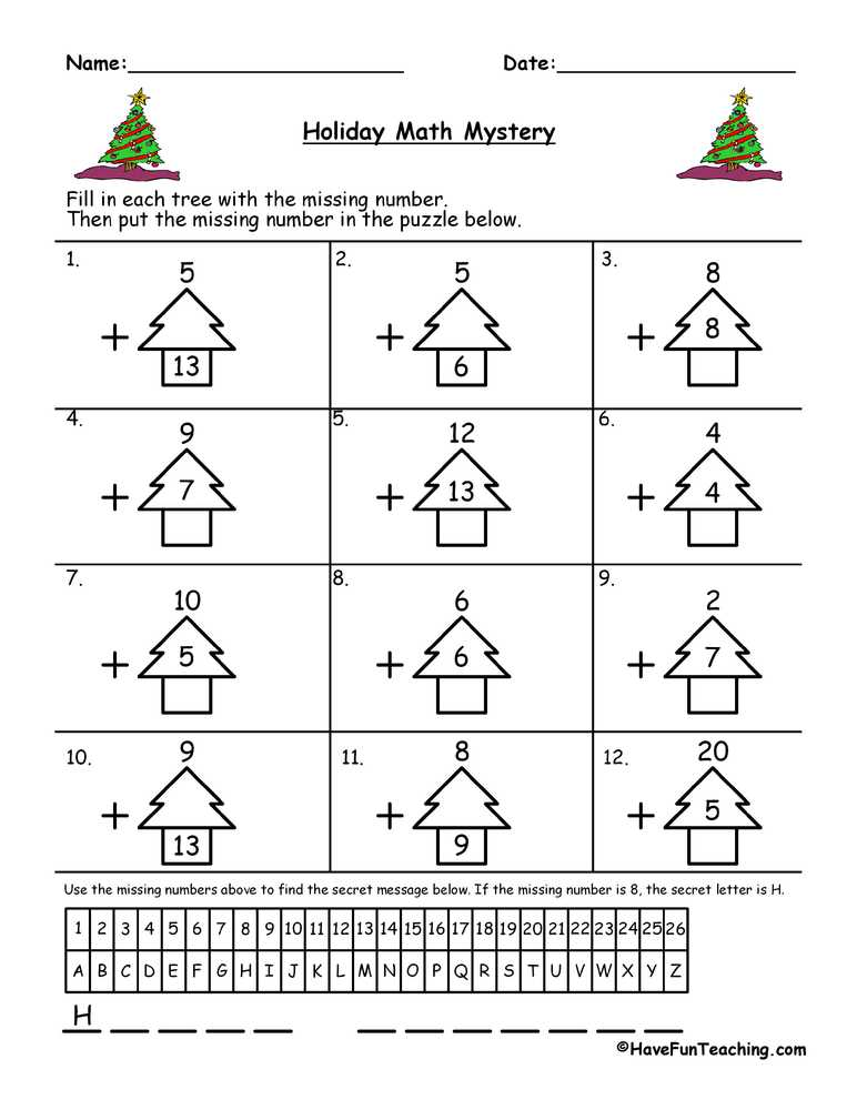 Sierpinski Triangle Worksheet and 4th Grade Christmas Math Worksheets Worksheets for All