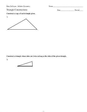 Sierpinski Triangle Worksheet Answers together with Triangle Pdf Thinkpawsitive