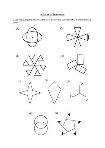 Sierpinski Triangle Worksheet with Rotational Symmetry Worksheet Stripes Pinterest